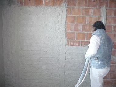 Casa immobiliare accessori intonaci interni - Spessore intonaco interno ...